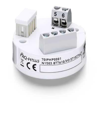 Temperaturtransmitter IPAQ-HPlus
