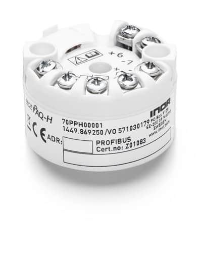 Temperaturtransmitter ProIPAQ-H