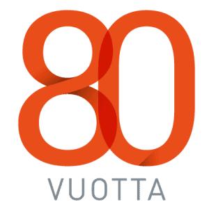 INOR juhlii 80 vuotta yrityksenä logo