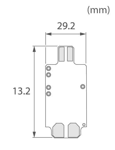 Dimensioner för OEM202W